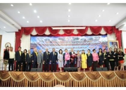 曼谷培知公学第十三届校董会主席暨第二十一届校友会理事长交接仪式