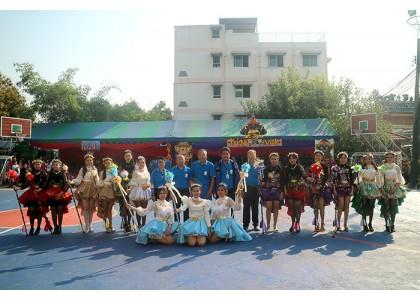 培知公学2562学年校内分色运动会成功举办