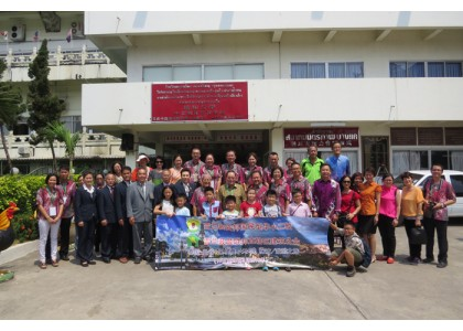 马来西亚雪兰莪州班丹美华城  安邦华文小学二校来我校参观交流