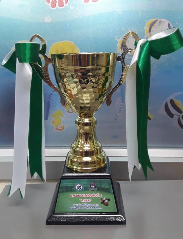 การแข่งขันรายการฟุตซอลวันเดียวจบ รุ่น 16 ปี